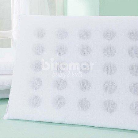 Travesseiro Soninho Antissufocante - Biramar Baby & Kids