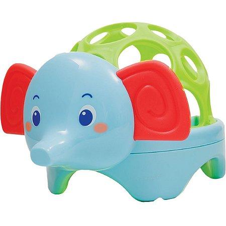 Baby Animal com luz Elefante - Buba
