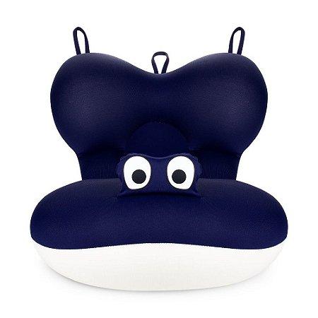 Almofada para Banho Azul Marinho - Baby Pill