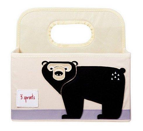 Organizador de Fraldas Urso 3 Sprouts