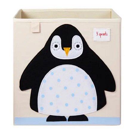 Organizador Quadrado Pinguim - 3 Sprouts