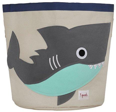 Organizador Redondo Tubarão - 3 Sprouts
