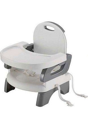 Cadeira de Alimentação Cinza com Base para Suspensão - Mastela