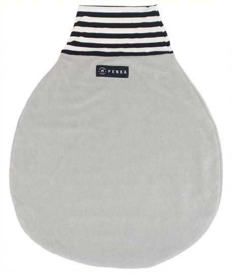 Saco de Dormir Reversível Balloon cor Felix Gelo (0 a 8 meses) - Penka