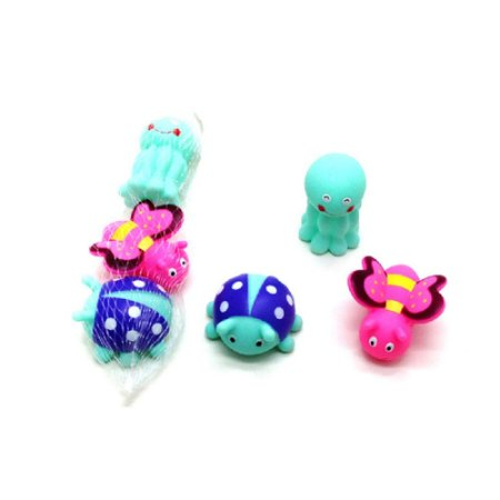 Conjunto de Banho Animais Menina - Dican