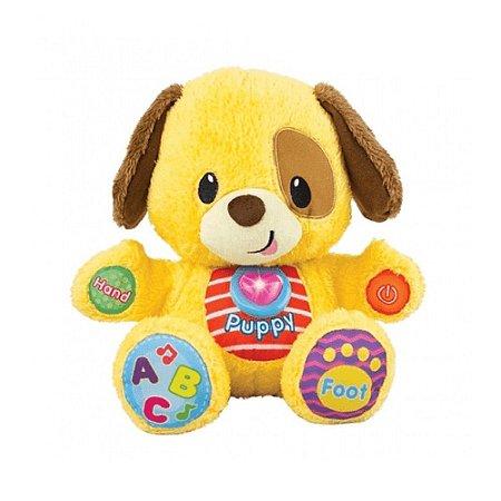 Brinquedo De Atividades Cãozinho Aprenda Comigo -  WinFun