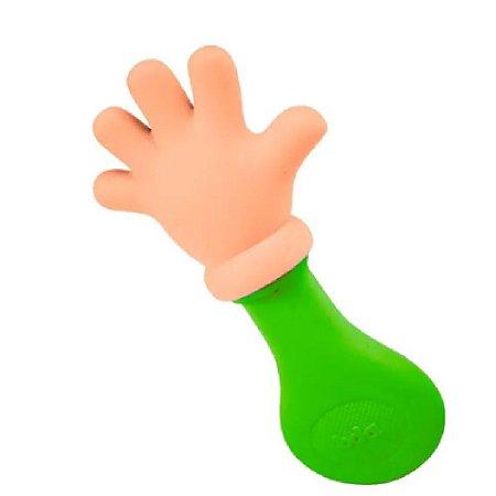 Mordedor Mãozinha Colors Verde - BDA