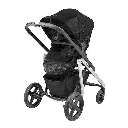Carrinho de Bebê Lila Nomad Black Preto - Maxi-Cosi