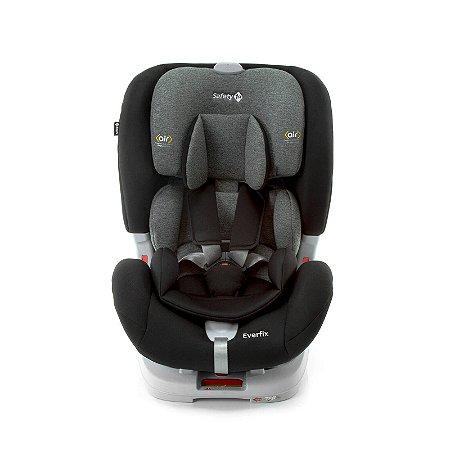 Cadeira para Auto Everfix Foggy Black - Safety 1st