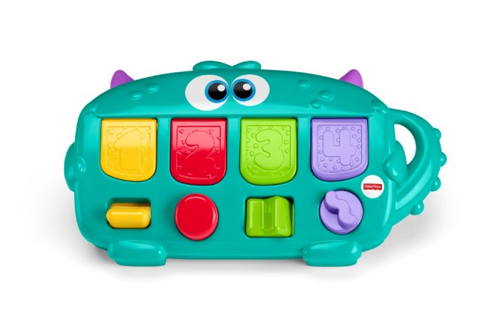 Brinquedo de Atividades Monster Pop Up - Fisher Price