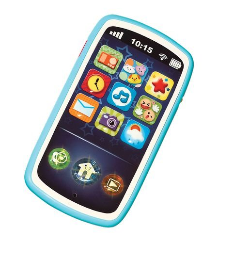 Brinquedo De Atividades Smartphone Divertido - Winfun