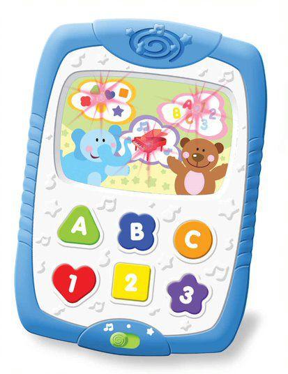 Tablet para Bebê com Sons Divertido - Winfun