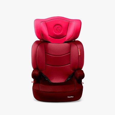 Cadeira para Auto HighBack  Fix 15-36 Vermelha - Fisher-Price