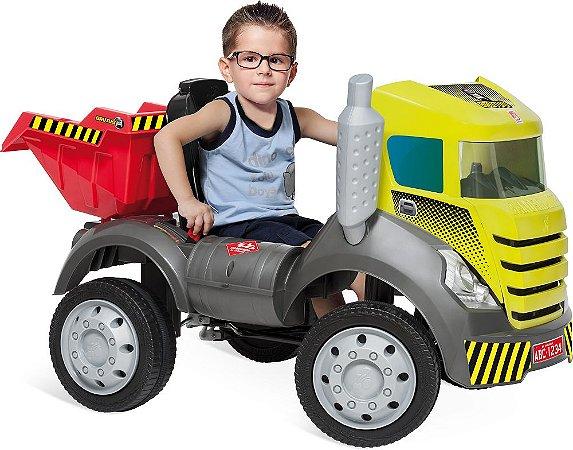 Caminhão Brutus Com Caçamba - Bandeirante