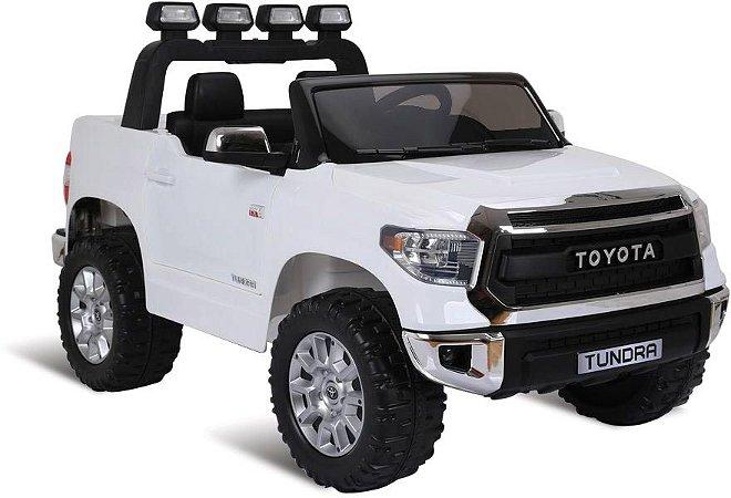 Carro Elétrico Pick Up Toyota 12V - Bandeirante