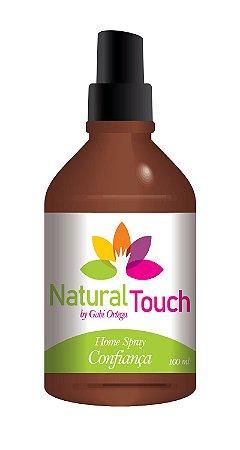 Spray Confiança proporciona Calma e Concentração  - Natural Touch