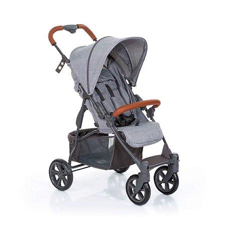 Carrinho para Bebê Treviso 4 Woven Grey - ABC Design