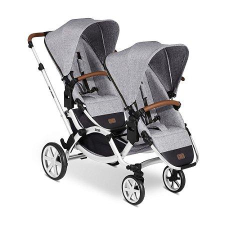 Carrinho de Bebê Travel System Zoom Graphite Gemêos ABC Design