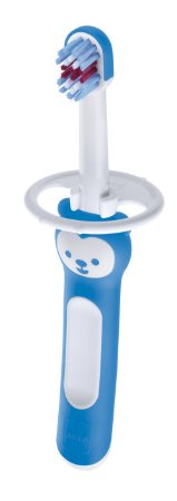 Escova Dental Baby's Brush Azul 6m - Mam