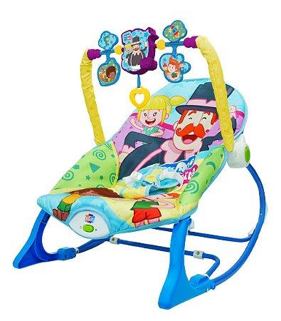 Cadeira de Balanço Mundo Bita - Pura Diversão