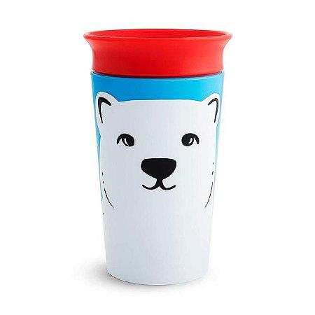 Copo Grande 360 Wild Urso Polar - Munchkin