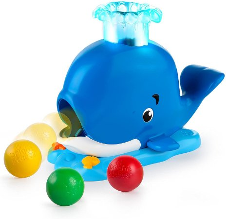 Baleia Divertida Silly Spout Whale - Bright Starts
