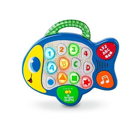 Peixinho Learn & Giggle - Bright Starts