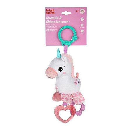 Brinquedo Pendurar Sparkle & Shine Unicorn - Bright Starts