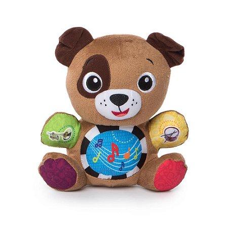 Ursinho Press & Play Pals - Baby Einstein