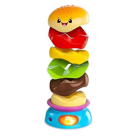 Burger Spin Stack - Bright Starts