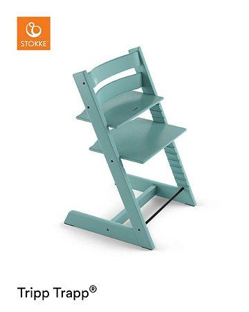 Cadeira de Crescimento Tripp Trapp Azul Agua - Stokke