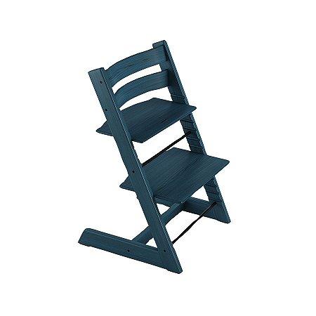 Cadeira de Crescimento Tripp Trapp Azul Marinho - Stokke