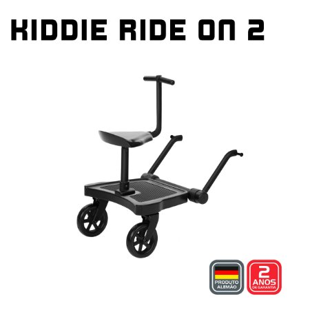 Kiddie Ride On Black - ABC Design