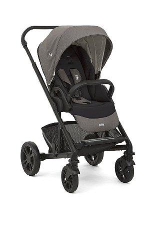 Carrinho de Bebê Chrome Preto Foggy Gray - Joie