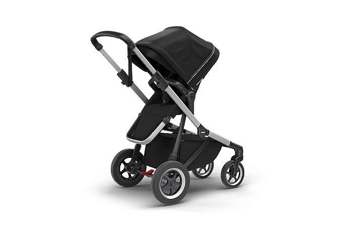 Carrinho de Bebê Gêmeos Sleek Midnight Black - Thule