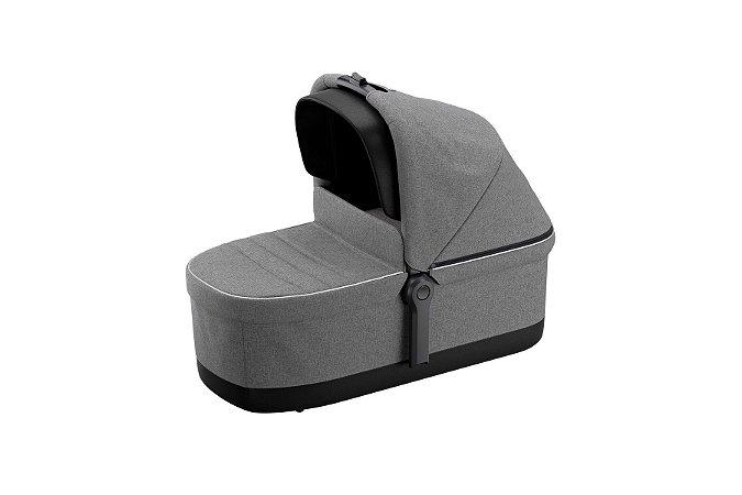 Moises Sleek Bassinet Grey Melange - Thule