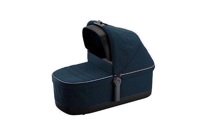 Moises Sleek Bassinet Navy Blue - Thule