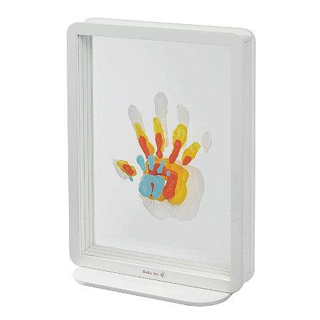 Family Touch Baby Art White - Baby Art