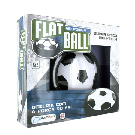 Brinquedo Flat Ball - Multikids