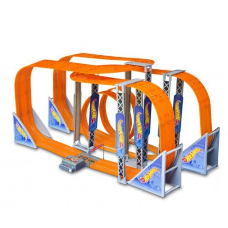Pista Hotwheels Track Set Zero Gravity - Multikids