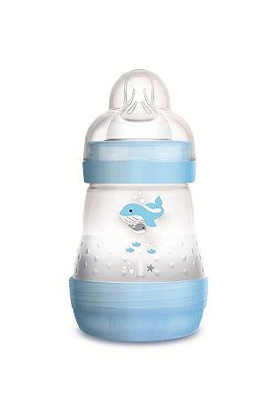 Mamadeira Azul Easy Start Anticólica 160ml - Mam