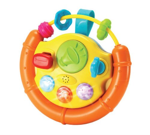 Brinquedo Motorista Divertido Junior Infantil - Winfun