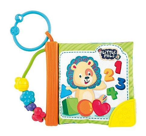Brinquedo Livrinho Macio do Bebê - Winfun