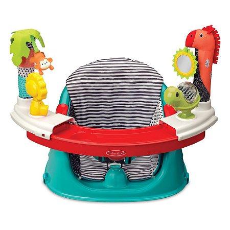 Assento Infantil Multifuncional 3 em 1 - Infantino