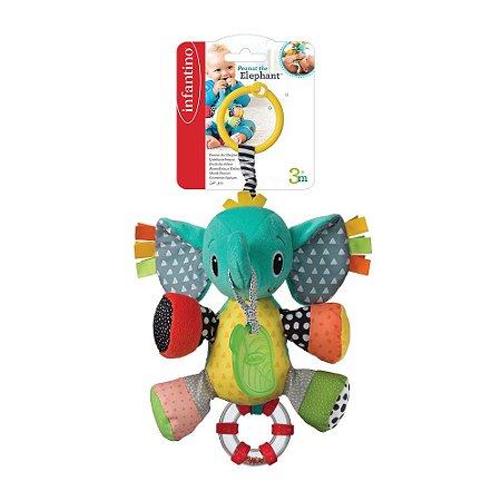 Mobile Elefante Com Mordedor - Infantino
