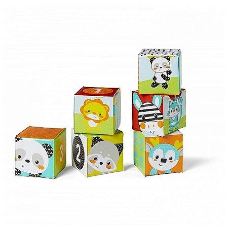 Brinquedo Blocos Coloridos de Banho - Infantino