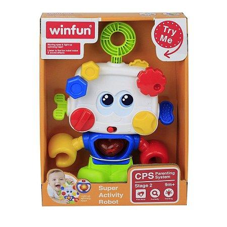 Brinquedo Baby Robo - Winfun