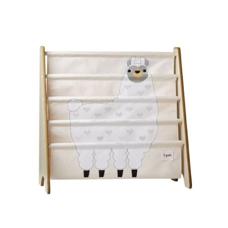 Rack para Livros Lhama - 3 Sprouts
