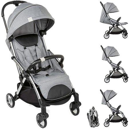 Carrinho de Bebê Goody Cool Grey - Chicco