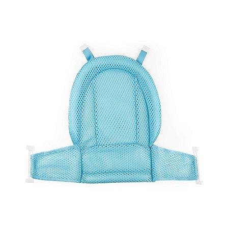 Rede para Banheiras Premium Azul - Baby Pil